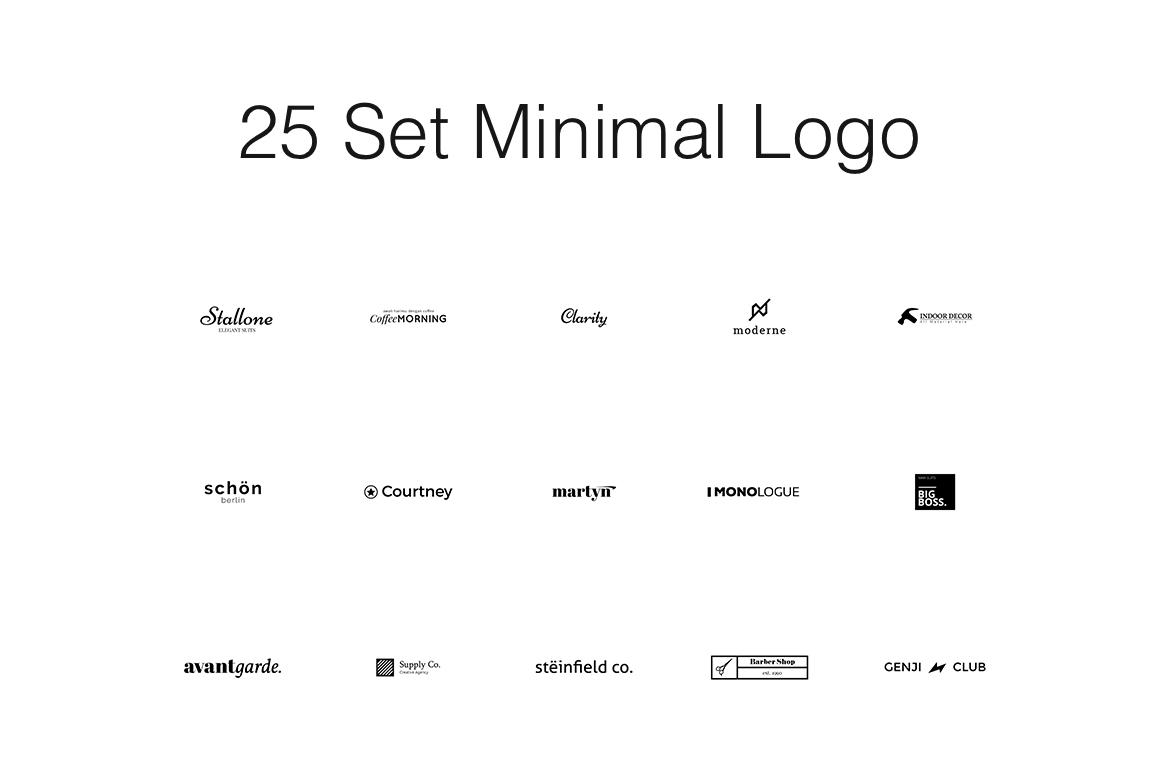 Free Minimal Logo