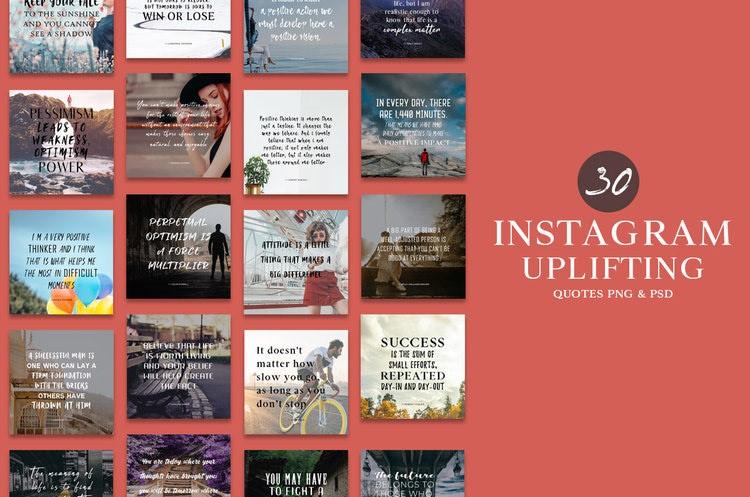 Free Instagram Templates