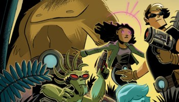 Preview - Perhapanauts: Danger Down Under! #1 (of 5
