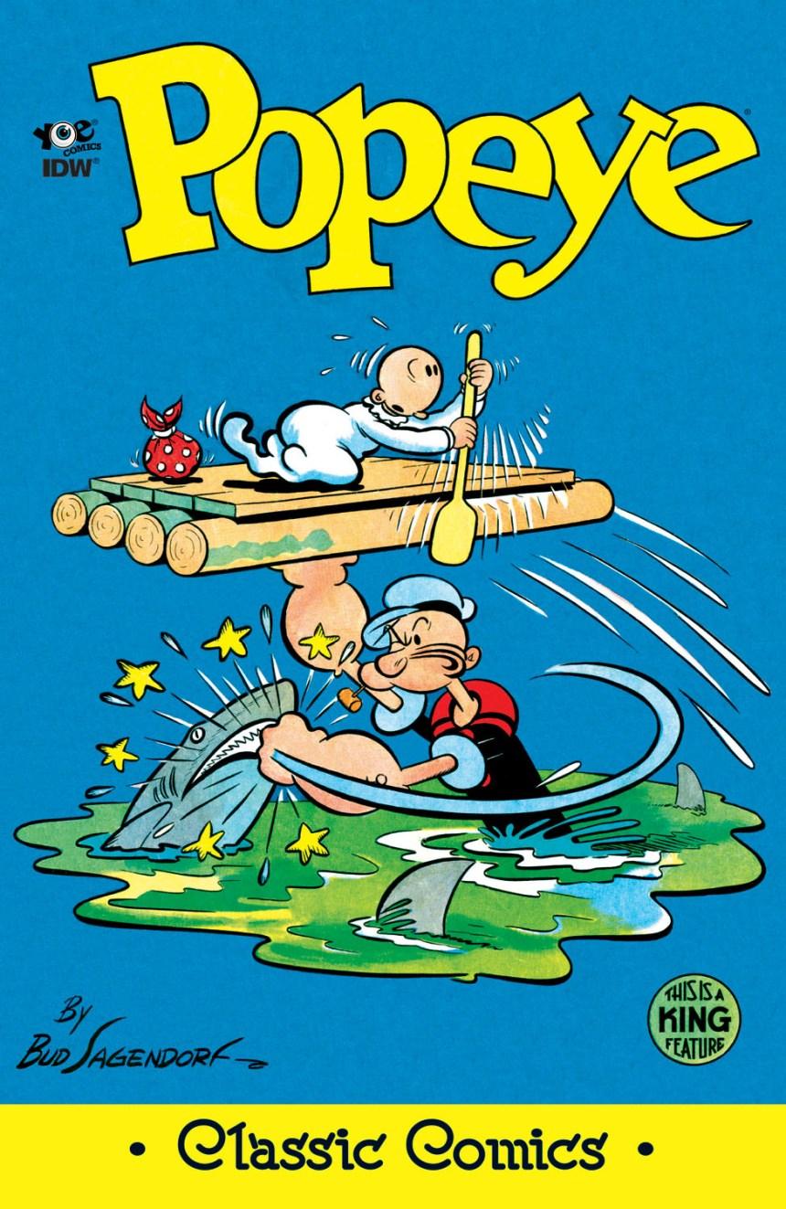 Popeye Classic vol 02
