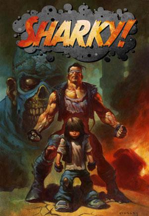 SHARKY (HC)
