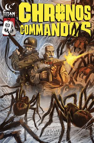 Chronos Commandos Dawn Patrol #3