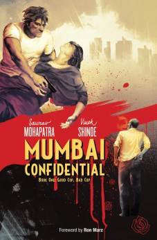 Mumbai Confidential Cover