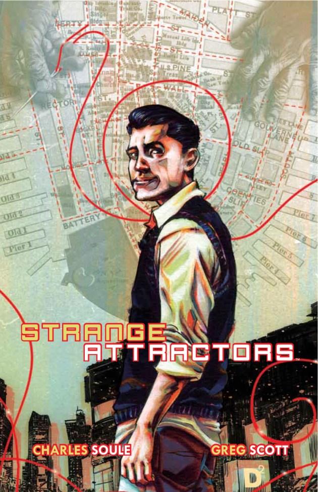 Strange Attractors Cover