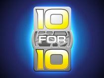 10 for 10 LOGO slide
