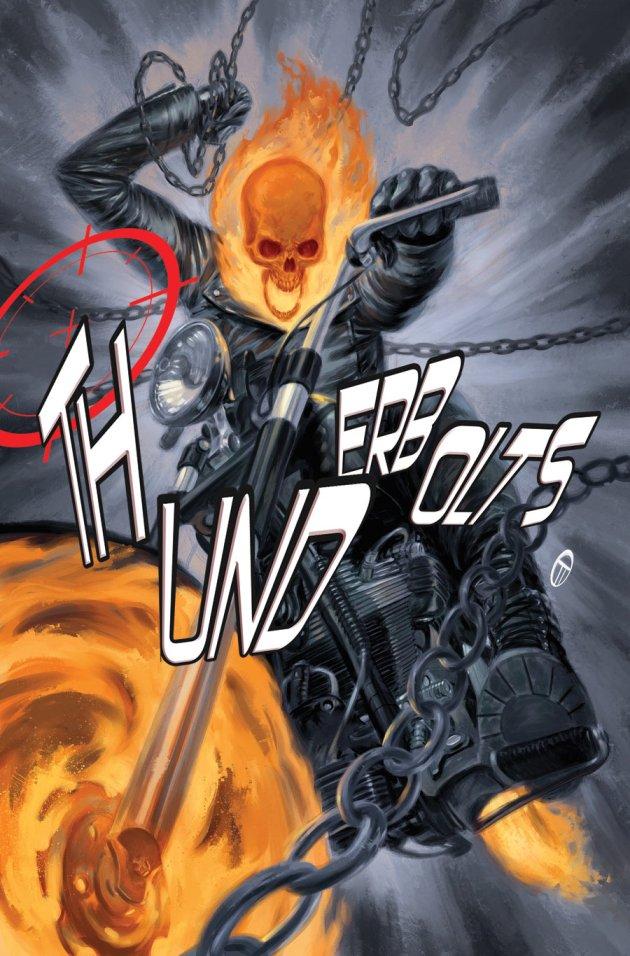 ghost rider thunderbolts