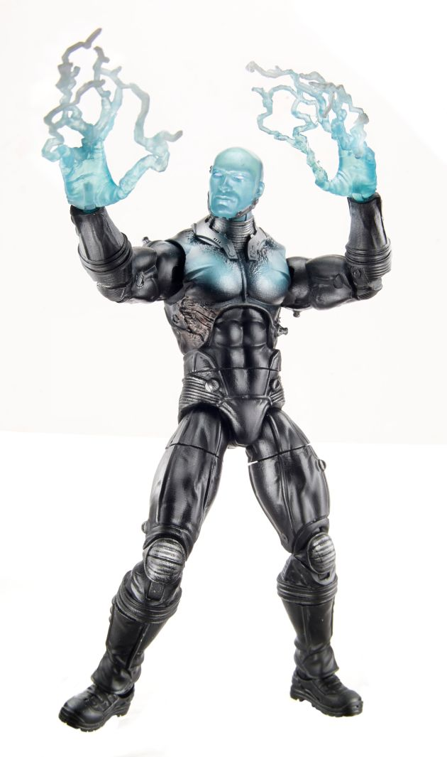 SPIDERMAN LEGENDS 6inch INFINITE SERIES Electro A6657