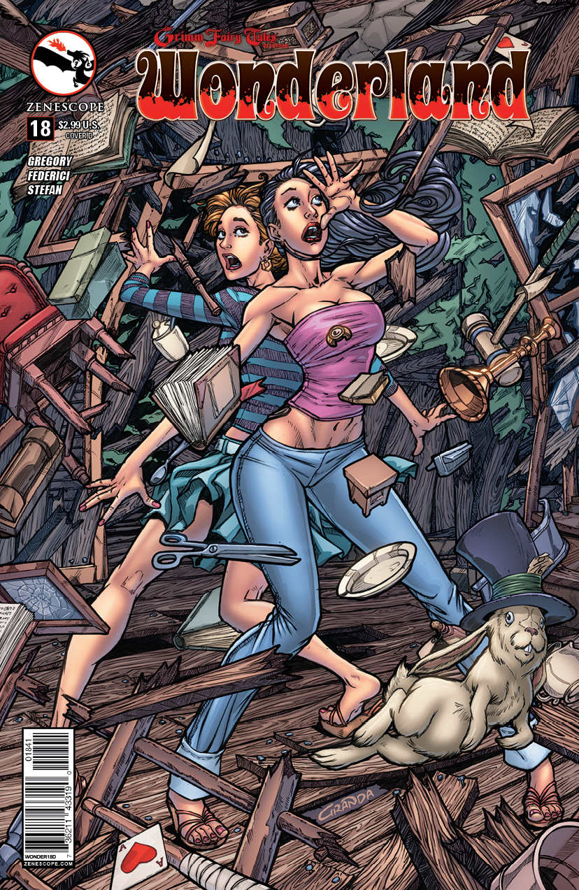 grimm fairy tales presents wonderland Archives - Graphic Policy