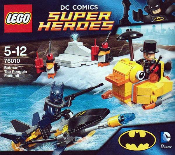 76010 Batman The Penguin Face off