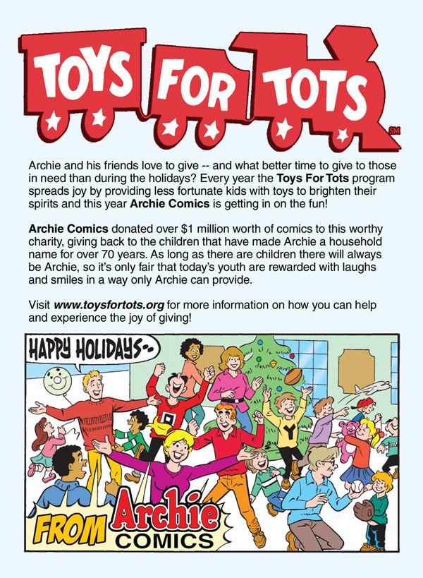 toys for tots archie 1