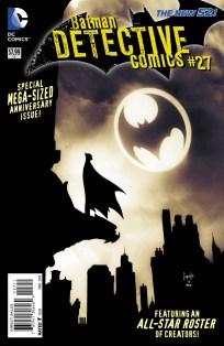 detective comics 27 covered
