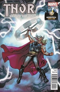 God of Thunder #25
