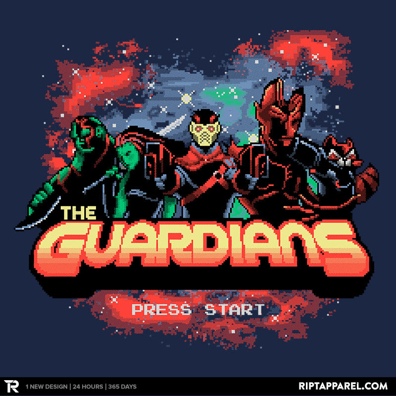 Fashion Spotlight: Groot Loops, Awesome Tour Shirt, and Retro Guardians