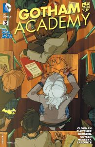 Gotham Academy 003 - cov