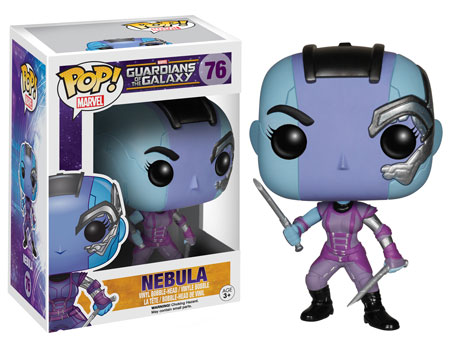 Pop! Marvel Guardians of the Galaxy Series 2 Nebula