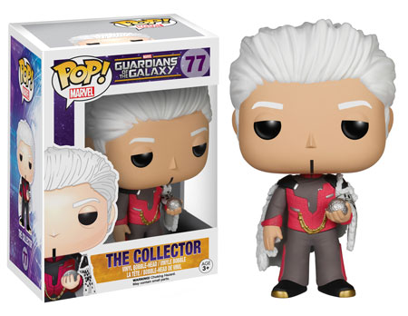 Pop! Marvel Guardians of the Galaxy Series 2 The Collector