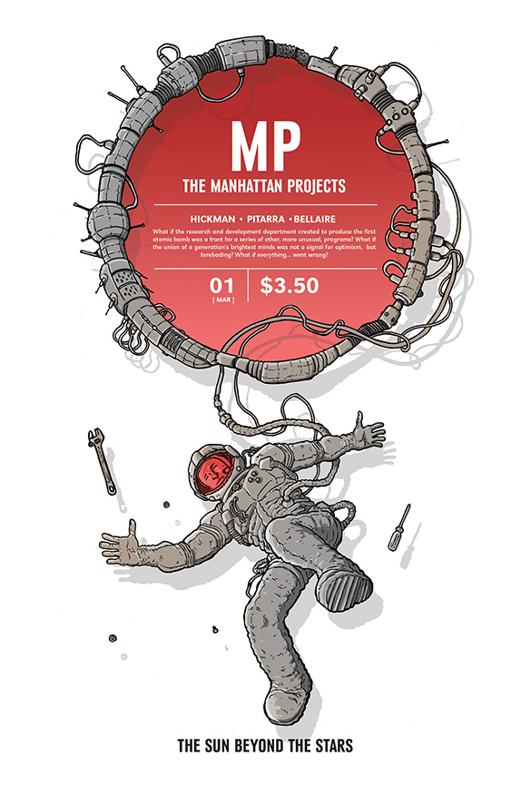 The Manhattan Projects The Sun Beyond the Stars