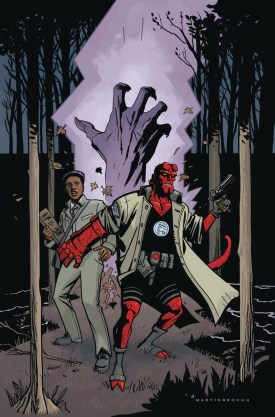 Hellboy and the B.P.R.D. 1955 Secret Nature