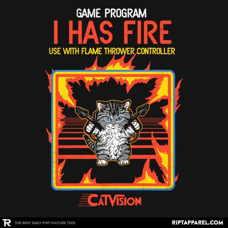 I Has Fire