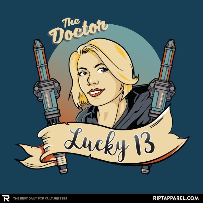 Lucky Doctor 13