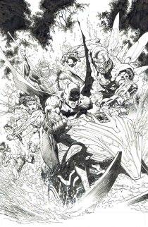 DC Comics METAL_Cv2_Lee