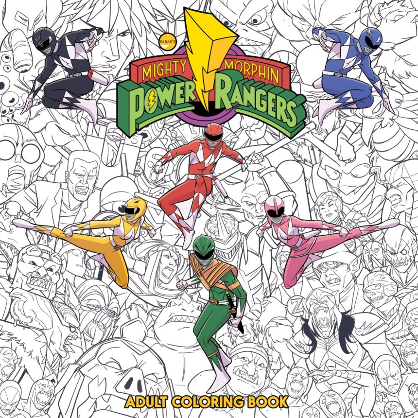 Preview Mighty Morphin Power Rangers