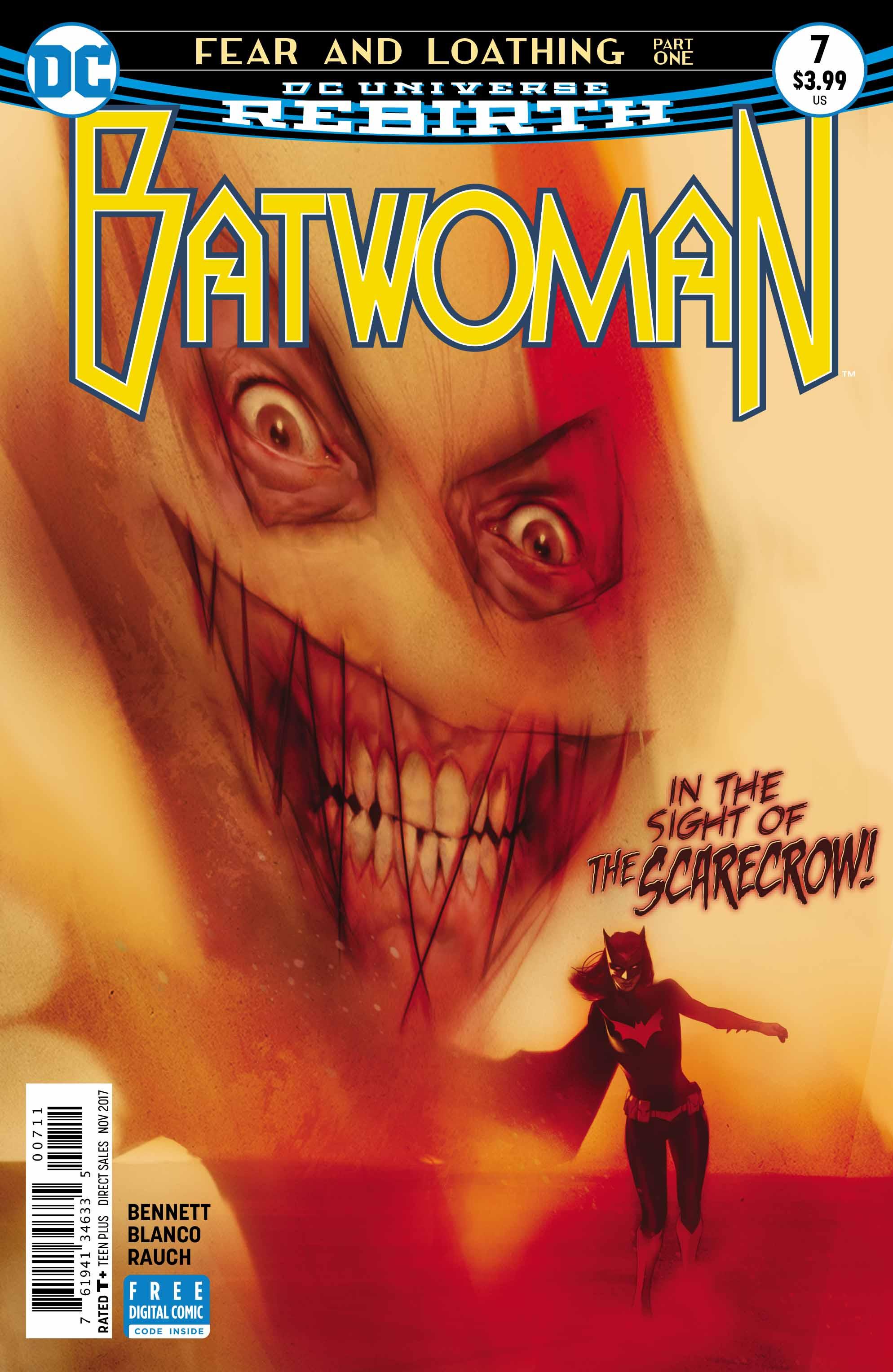 Preview: Batwoman #7