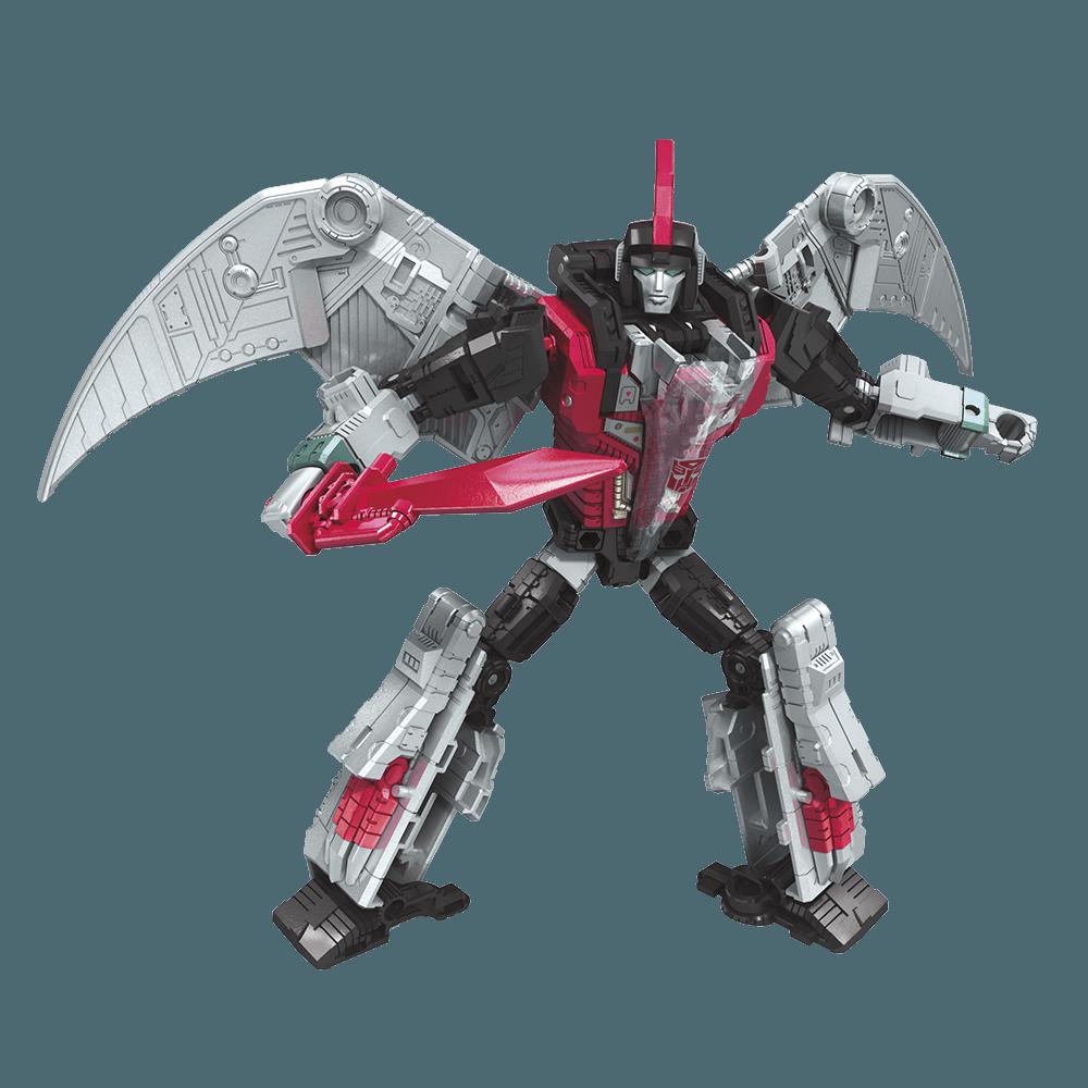 Hasbro Transformers POTP Power of the Primes Deluxe Class Dinobot Swoop in stock