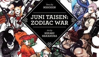 Juni Taisen: Zodiac War is Out October 2nd from VIZ Media | Graphic