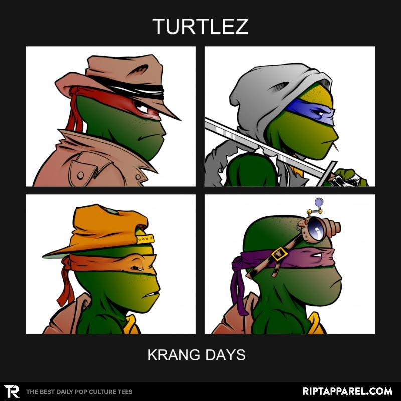 738ae14b30d09 Fashion Spotlight: Ultimate Fusion, Krang Days, The Kame Kid - Graphic  Policy