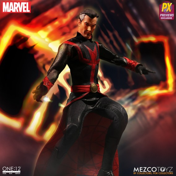 The One 12 Collective Previews Exclusive Marvel Defenders Doctor Strange 1