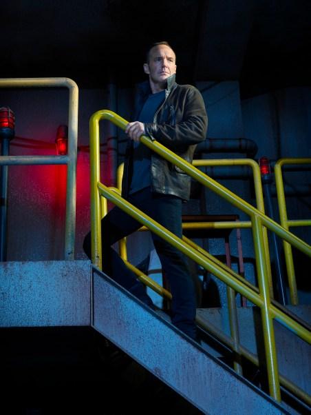 """MARVEL'S AGENTS OF S.H.I.E.L.D. - ABCs """"Marvel's Agents of S.H.I.E.L.D.Ó stars Clark Gregg as Phil Coulson. (ABC/Matthias Clamer)"""