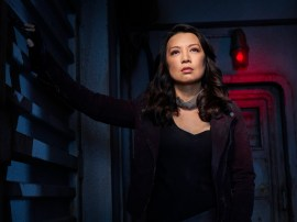 "MARVEL'S AGENTS OF S.H.I.E.L.D. - ABCs ""Marvel's Agents of S.H.I.E.L.D.Ó stars Ming-Na Wen as Melinda May. (ABC/Matthias Clamer)"
