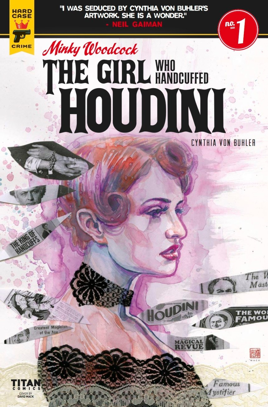 minky woodcock: the girl who handcuffed houdini Archives