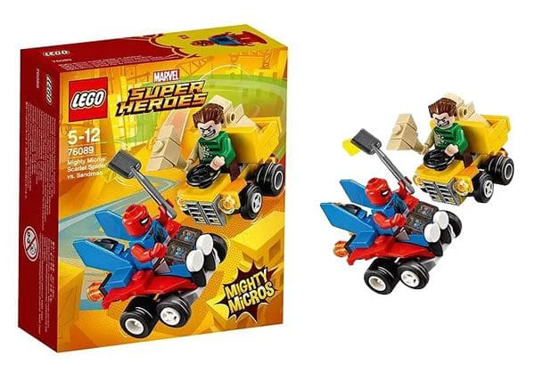 New LEGO Marvel and DC Mighty Micros for 2018 - Graphic Policy