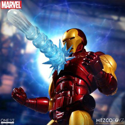 One 12 Iron Man 11