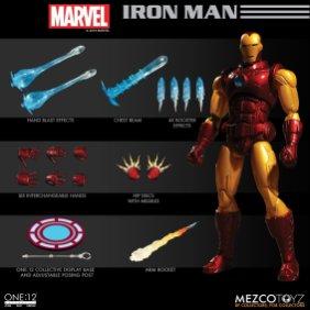 One 12 Iron Man 14