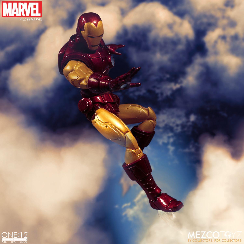 One 12 Iron Man 7
