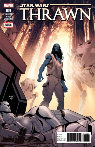 Star Wars: Thrawn #1 Cover