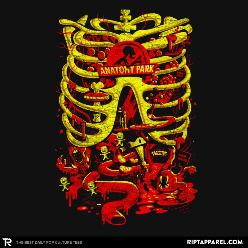 Fashion Spotlight: It\'s a Lobster Trap, THE PSYCHO BUNCH, Anatomy ...