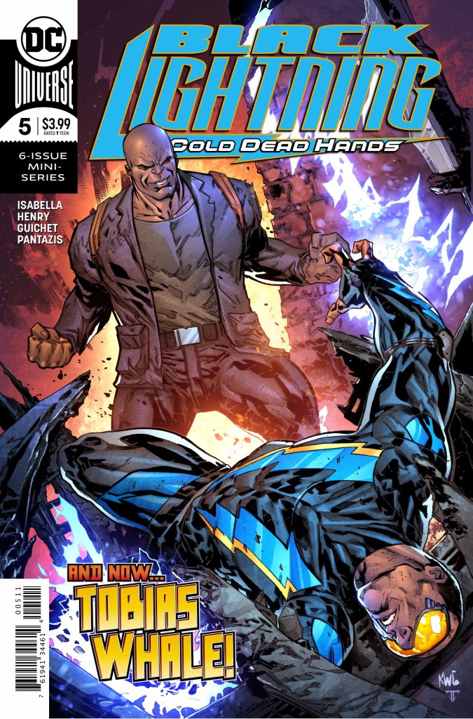black lightning: cold dead hands Archives - Graphic Policy