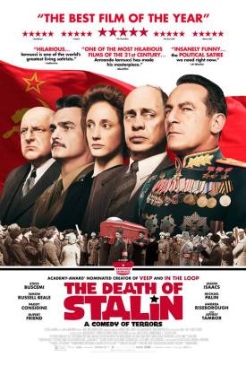 Death of Stalin US poster