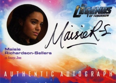 DC's Legends of Tomorrow Trading Cards Seasons 1 & 2 14