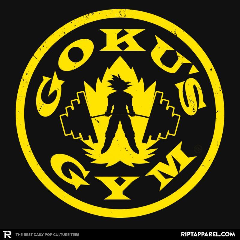Fashion Spotlight Darkira Fallen Angel Gokus Gym Graphic Policy