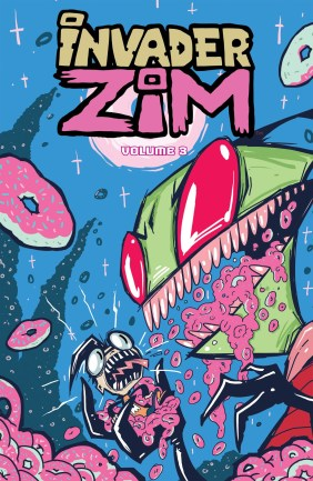 Invader ZIM Volumes 3