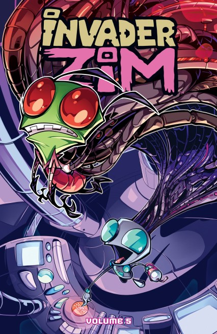 Invader ZIM Volumes 5