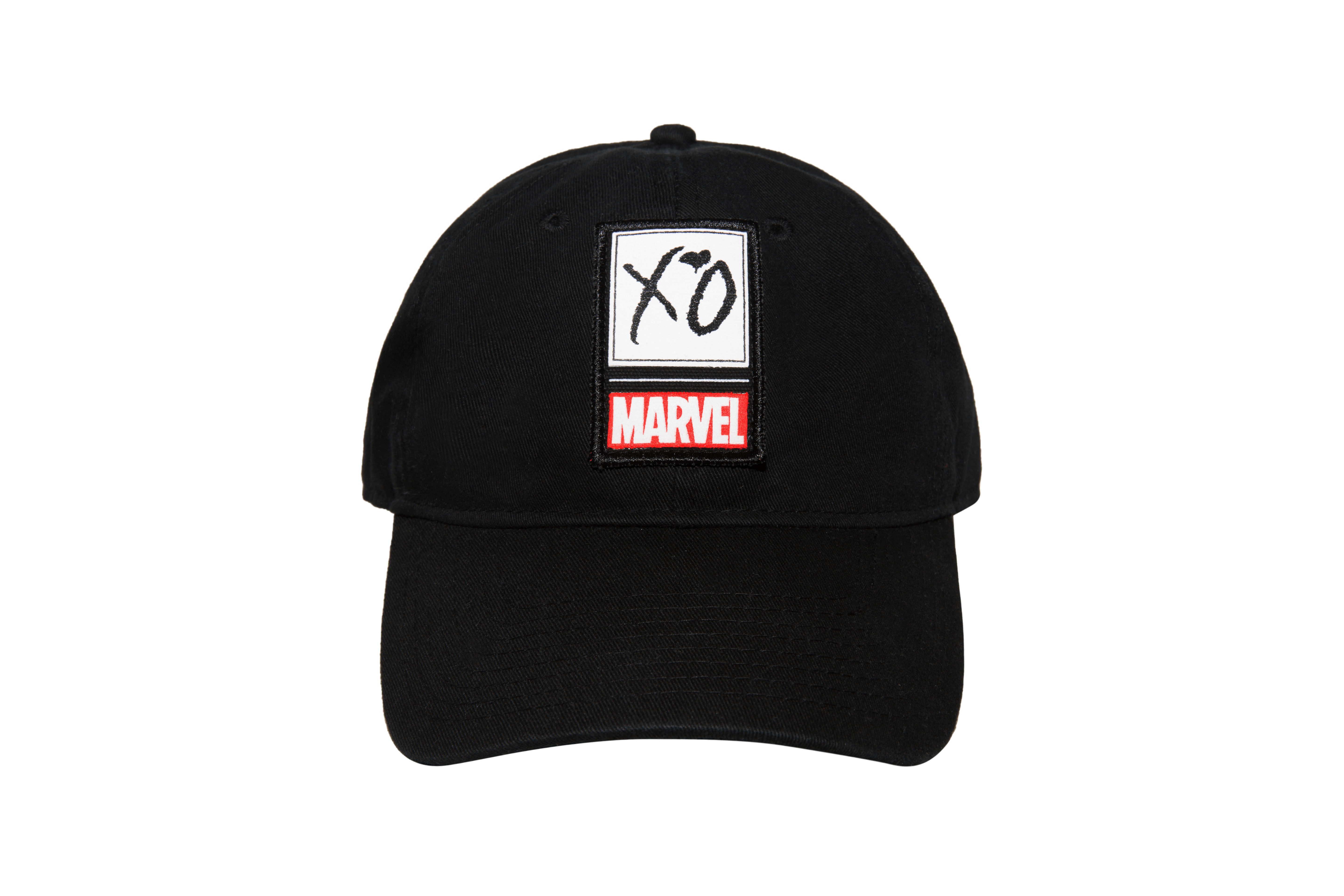 XO Marvel Logo Sports Cap Shot 1
