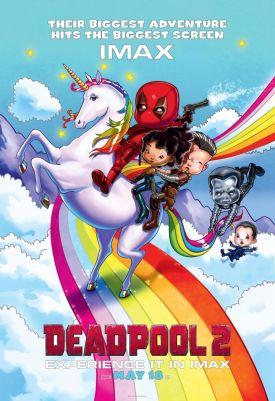 deadpool 2 imax poster