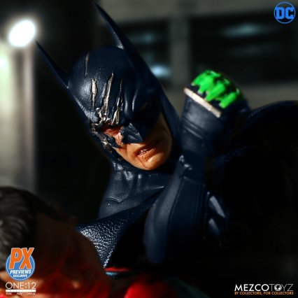 One12 Collective Batman Sovereign Knight PX Edition 16