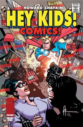 Hey Kids Comics CBLDF